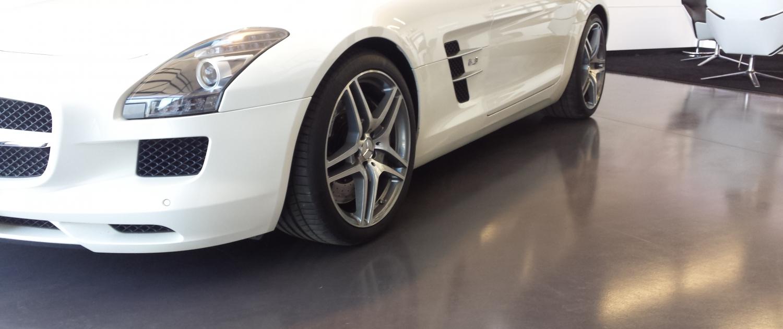 Mercedes Zwartkops Decorative Cement Floor