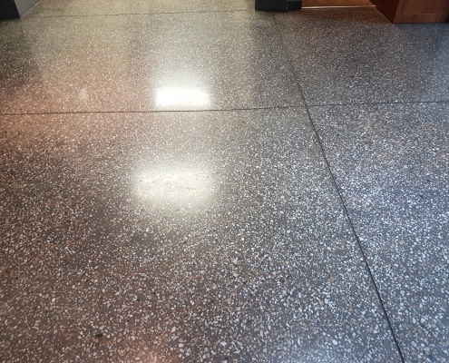 Grinded and Polished Concrete Artevia