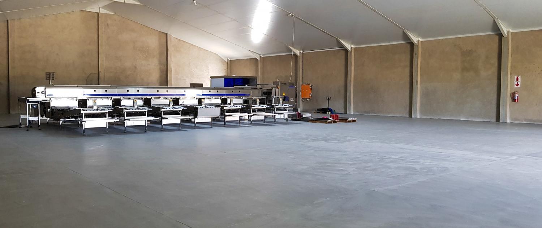Polyurethane floor BASF Ucrete