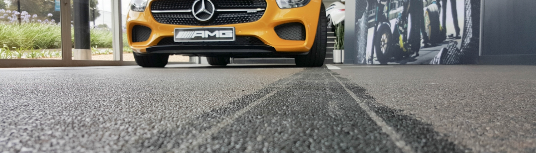 Quartz Carpet Mercedes