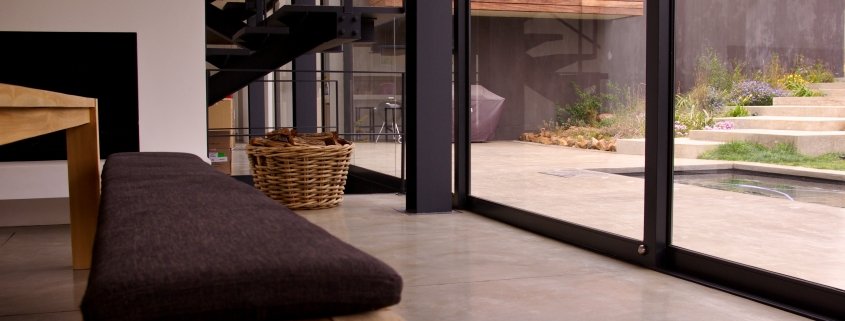 Cemcrete Colour Hardener Modern Cement floor