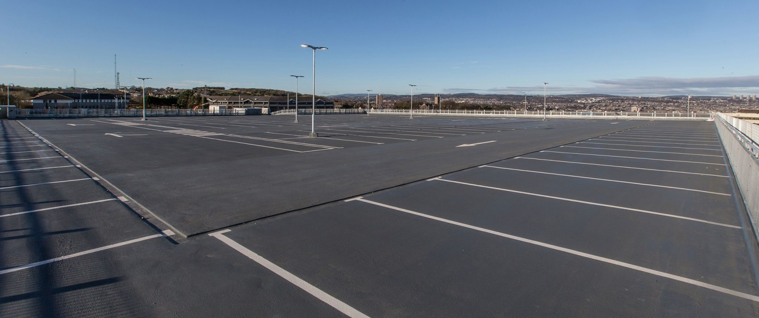 Carpark Decking System