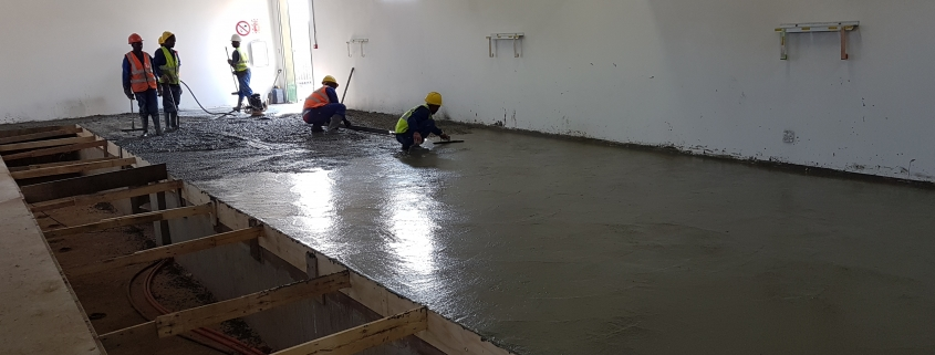 Screed Replacement systems