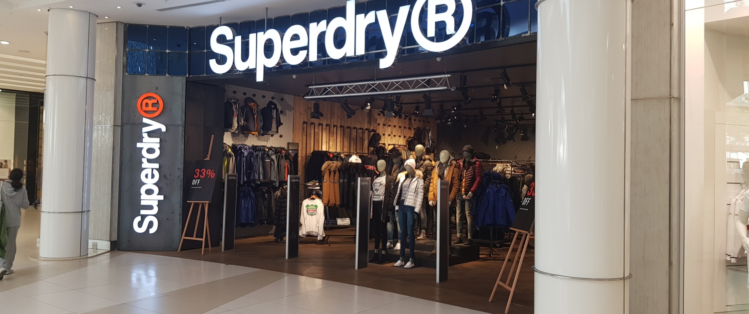 Superdry Cement Floors